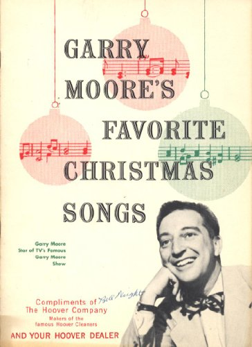 (Garry Moore's Favorite Christmas Song)
