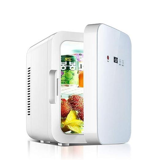 Mini nevera compacta portátil Refrigerador compacto de 8 litros ...