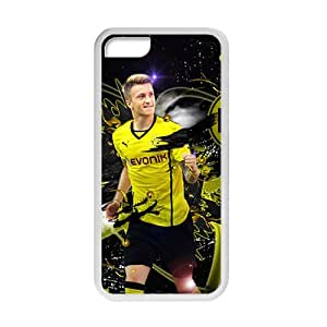 Resistant Dual Protection Custom Phone Case for iPhone 5 C For Reus Fans
