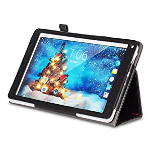 """[3 Bonus items] Simbans Presto 10 inch tablet, Android tablet 10.1 inch IPS screen, Quad Core, HDMI, 16GB Tablet PC, 2+5 MP Camera, GPS, WiFi, USB, Bluetooth, 10"""" Tablet Computer (16GB - Android 5.1)"""