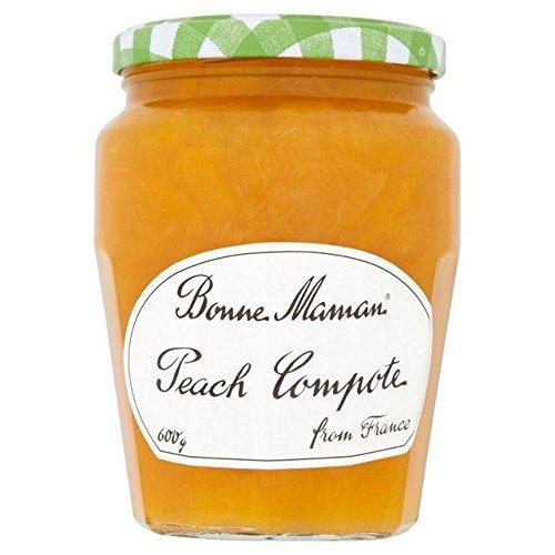 Bonne Maman Peach Compote - 600g