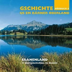 Saanenland Hörbuch