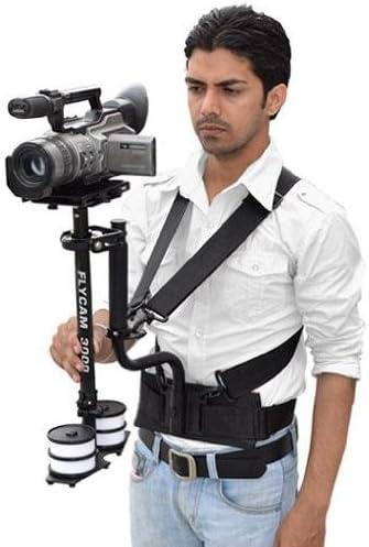 Flycam 3000 estabilizador para cámara con cuerpo base para cámaras ...