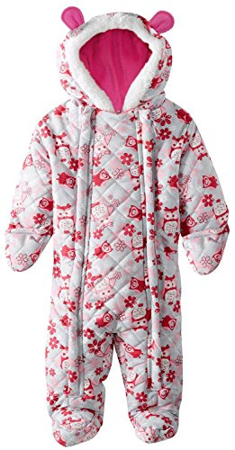 Quilted Snowsuit - 8