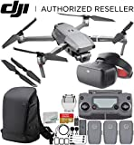DJI Mavic 2 Pro Drone Quadcopter with Hasselblad Camera 1' CMOS Sensor with DJI Goggles Racing Edition & DJI Carry More Backpack Ultimate Bundle
