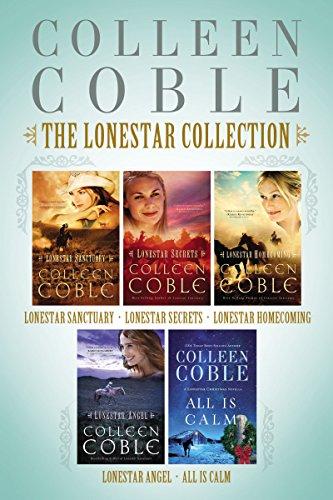 The Lonestar Collection: Lonestar Sanctuary, Lonestar Secrets, Lonestar Homecoming, and Lonestar Angel (Lonestar Series) cover