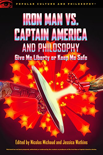 D0wnl0ad Iron Man vs. Captain America and Philosophy (Popular Culture and Philosophy Book 115) [P.D.F]