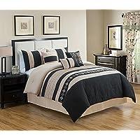 Luxury 7 Piece Comforter Set - 21292-21328