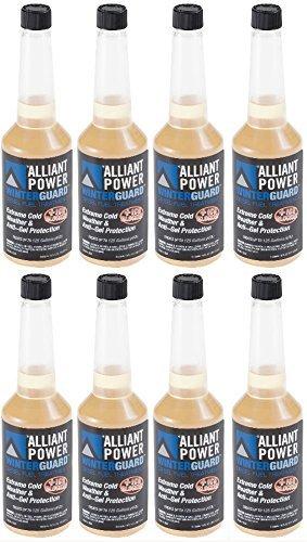 Alliant Power WINTERGUARD Diesel Fuel Treatment - Pack of 8 Pints # AP0506 4333059421