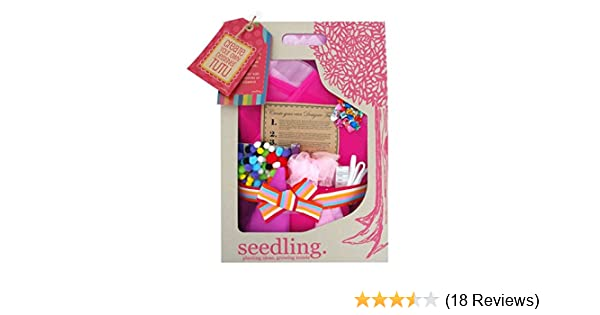 Amazon Com Seedling Create Your Own Designer Tutu Activity Kit Toys Games