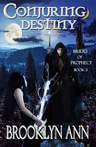 book cover of Conjuring Destiny
