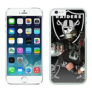 NFL Oakland Raiders Mike Brisiel Case Cover For SamSung Galaxy S5 Mini White NFL Case Cover For SamSung Galaxy S5 Mini 13799