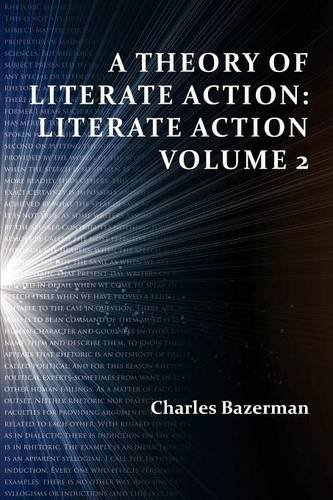 Large book cover: A Theory of Literate Action: Literate Action Volume 2