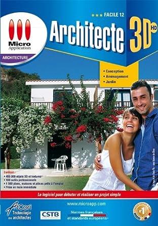 Architecte 3D HD Facile   V12