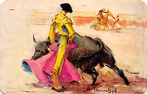 Media Veronica De Manolete Tarjeta Postal Bullfighting 1961 ...