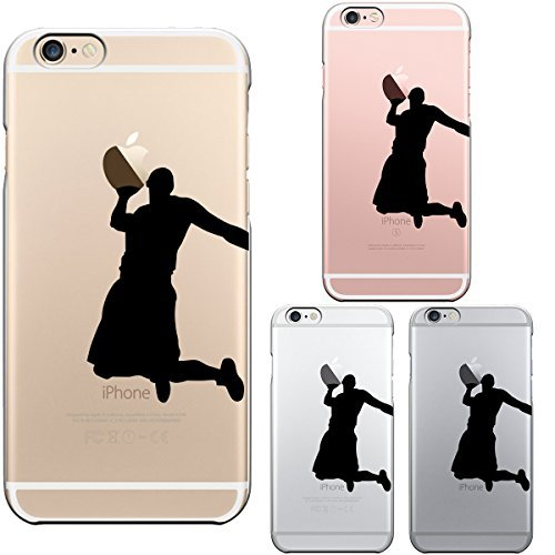 (Iphone6 Iphone6s Case 4.7 Inch Transparent Shell Basketball Dunk Shoot 2)