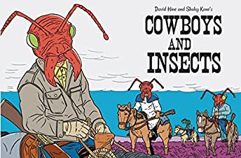 Cowboys And Insects
