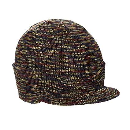 Oyfel Sombrero de Punto Bufanda de Invierno de Nieve Gorros Caliente Caza  Calido Orejas Christmas Navidad 22X22cm  Amazon.es  Hogar 5a3b93a3515