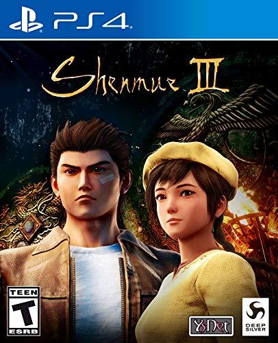 Shenmue 3 - PlayStation 4 (Far Cry 2 Playstation 3)