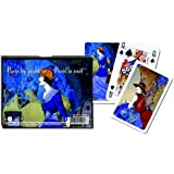 Piatnik Paris by Night Double Deck Playing Cards