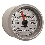"Auto Meter 4907 Ultra-Lite II 2-1/16"" 30 in. Hg/20 PSI Mechanical Vacuum/Boost Gauge"