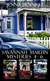 img - for Savannah Martin Mysteries Box Set 4-6: Close to Home, A Done Deal, Change of Heart (Savannah Martin Mysteries Boxset Book 2) book / textbook / text book