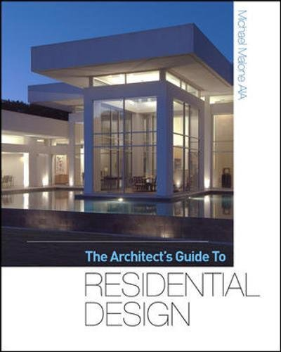 Read Online The Architect's Guide to Residential Design pdf