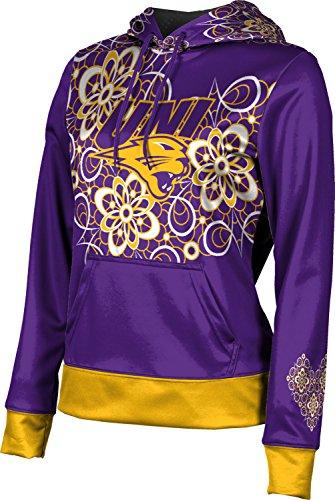 ProSphere University Of Northern Iowa Women's Hoodie Sweatshirt - Foxy - Jumper Foxy