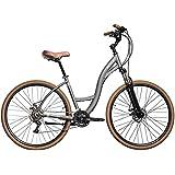 Bicicleta Blitz COMODO 700 Cinza urbana
