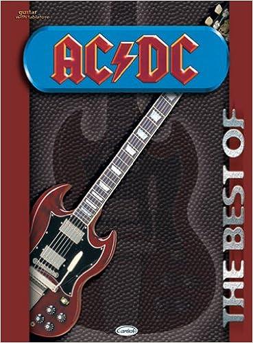 The Best of AC/DC. Partituras para Acorde de Guitarra: Amazon.es ...