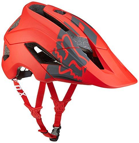 Fox Racing Metah Mountain Bike Helmet Thresh Red/Black, M/L