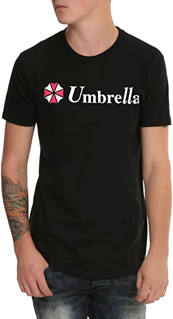 Resident Evil Umbrella Classic Logo T-Shirt