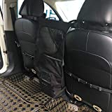 GFYWZ Pet Dog Car Barrier Seat Mesh Obstacle to Keep Your Pets and Drivers Safety inTravel, Easy to Install for Car,SUV,Truck