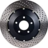 StopTech 81.180.9921 StopTech Aero-Rotor Kit Drilled Front Left 2 pc. StopTech Aero-Rotor Kit
