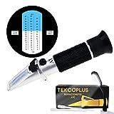 Handheld 0-32% Brix Refractometer with ATC