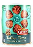 Gefen Macaroon Classics, Toffee Time Gluten-Free Kosher For Passover 10 oz.