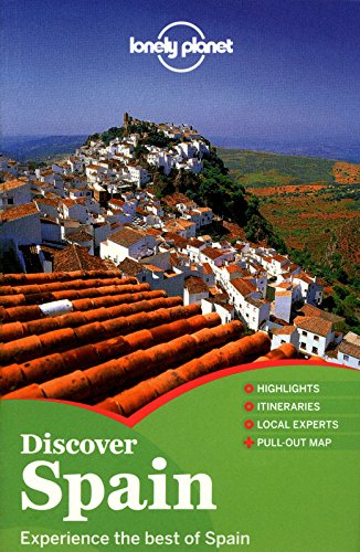 Santiago Vase - Lonely Planet Discover Spain (Lonely Planet Travel Guide)