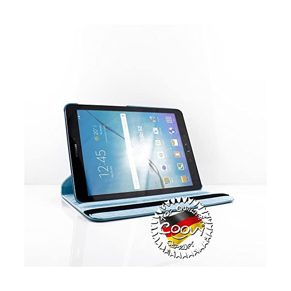 COOVY® 360° Rotation Cover FOR Samsung Galaxy Tab, Note UP TO 12.2 Inch 3