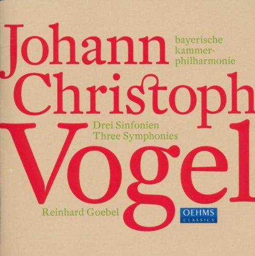 Vogel: Three Symphonies