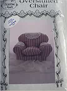 Overstuffed chair dolls for kids collectors kristine for Kids overstuffed chair