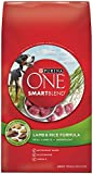 Purina ONE SmartBlend Dry Dog Food, Lamb and Rice Formula, 8 Pound Review