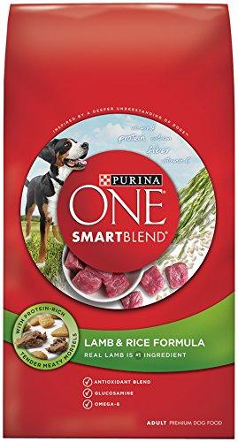 Amazoncom Purina One Smartblend Dry Dog Food Lamb And Rice