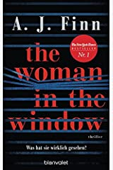 The Woman in the Window - Was hat sie wirklich gesehen?: Thriller - Der New-York-Times-Bestseller Perfect Paperback