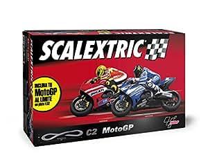 Scalextric Original - Circuito C2 Moto GP (A10055S500)