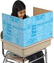 Really Good Stuff Privacy Shields for Student's Desks – Desk Shield Keeps Their Eyes on Their Own Test/Assignm