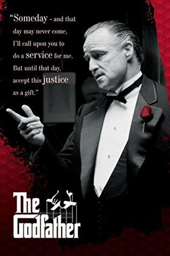 "The Godfather-Marlon Brando ""Accept This Justice as a Gift"","