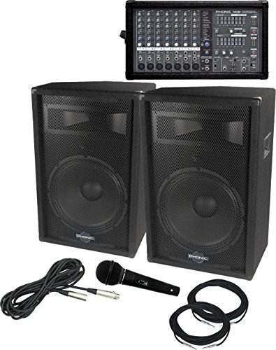 - Phonic Powerpod 740 Plus / S715 PA Package