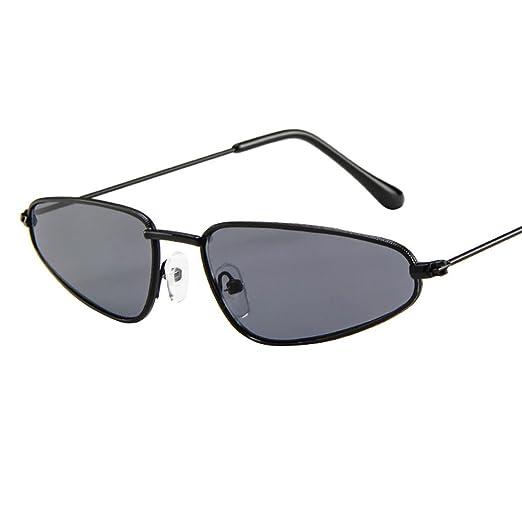 Amazon.com: ZOMUSAR Women Sunglasses, Small Frame Sunglasses Vintage ...