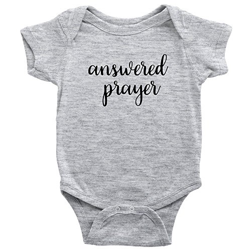 Answered Prayer Onesie for Baby Girl or Boy (Answered Prayer)