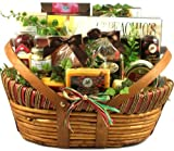 Gift Basket Drop Shipping ThMi-Lg The Midwesterner44; Cheese And Sausage Gift Basket44; Large